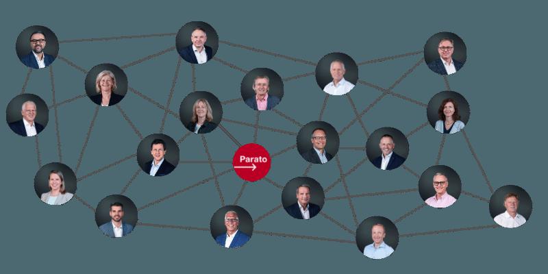 Digitalisierungs-Netzwerk Parato-Partner werden